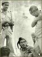 Sikh being abused by pollice